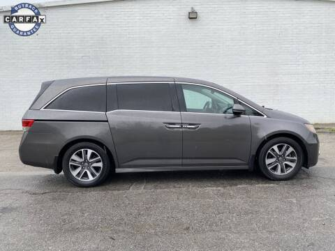 2014 Honda Odyssey for sale at Smart Chevrolet in Madison NC