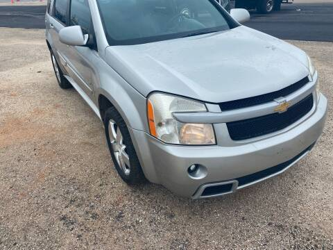 2008 Chevrolet Equinox for sale at Nash's Auto Sales Used Car Dealer in Milton FL