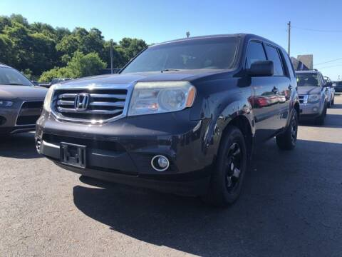 2012 Honda Pilot for sale at Instant Auto Sales in Chillicothe OH