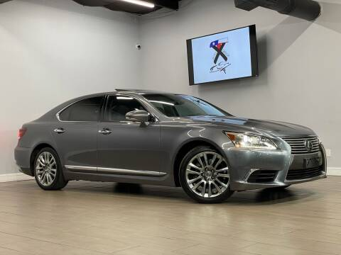 2017 Lexus LS 460 for sale at TX Auto Group in Houston TX