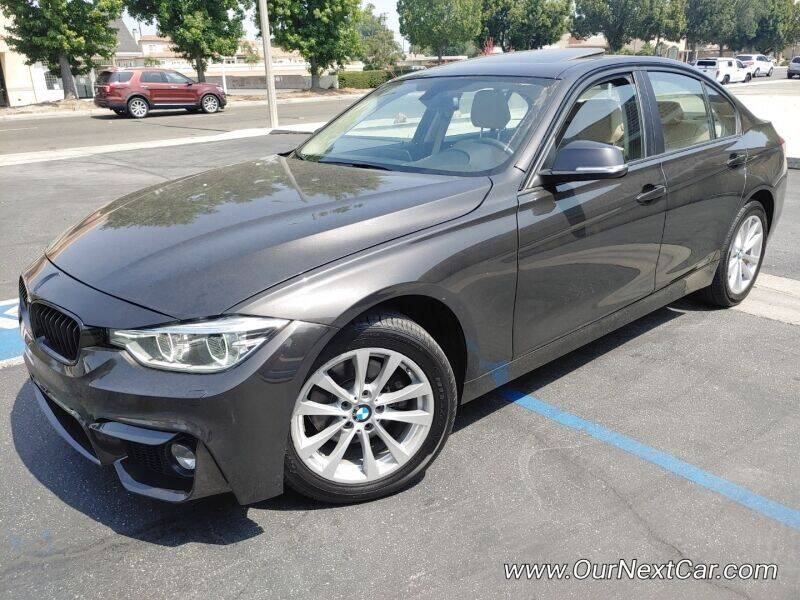 2018 BMW 3 Series for sale at Ournextcar/Ramirez Auto Sales in Downey CA