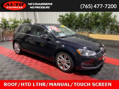 2015 Volkswagen Golf for sale at Auto Express in Lafayette IN