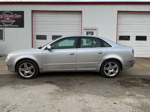 2006 Audi A4 for sale at Casey Classic Cars in Casey IL