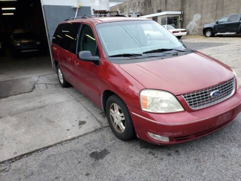 2004 Ford Freestar for sale at O A Auto Sale in Paterson NJ