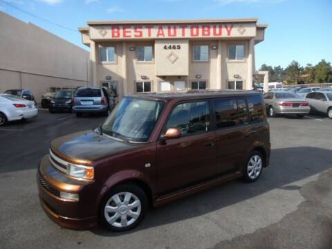2006 Scion xB for sale at Best Auto Buy in Las Vegas NV