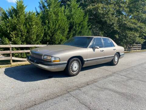 1992 Buick Park Avenue for sale at Front Porch Motors Inc. in Conyers GA