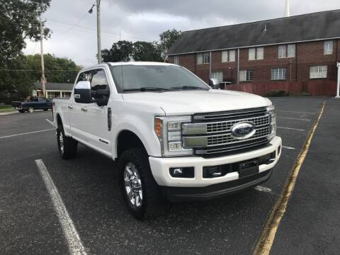 2017 Ford F-350 Super Duty for sale at DEALS ON WHEELS in Moulton AL