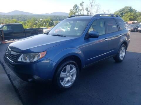 2010 Subaru Forester for sale at Salem Auto Sales in Salem VA