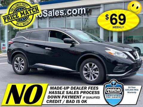 2016 Nissan Murano for sale at AUTOFYND in Elmont NY
