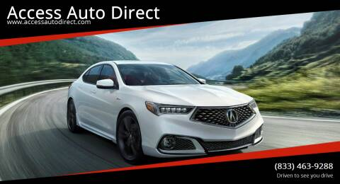 2020 Acura TLX for sale at Access Auto Direct in Baldwin NY