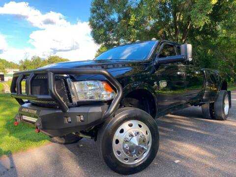 2012 RAM Ram Pickup 3500 for sale at Powerhouse Automotive in Tampa FL