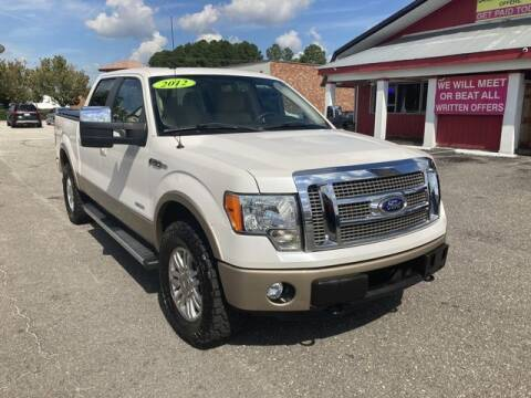 2012 Ford F-150 for sale at Sell Your Car Today in Fayetteville NC