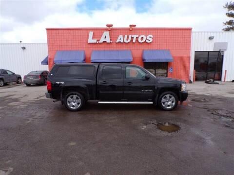 2010 Chevrolet Silverado 1500 for sale at L A AUTOS in Omaha NE