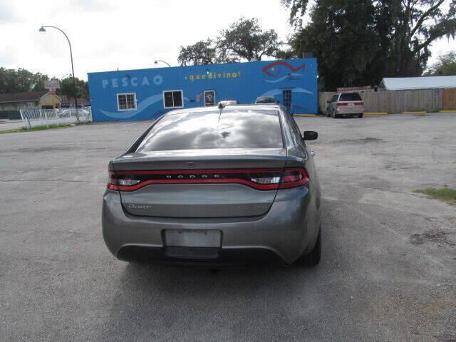 2013 Dodge Dart Limited 4dr Sedan - Orlando FL