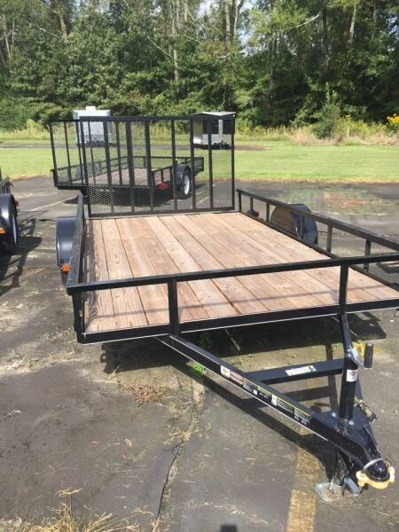 2020 New Carry-On 7x12 GW for sale at Tripp Auto & Cycle Sales Inc in Grimesland NC