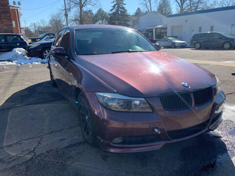 2006 BMW 3 Series for sale at M & C AUTO SALES in Roselle NJ