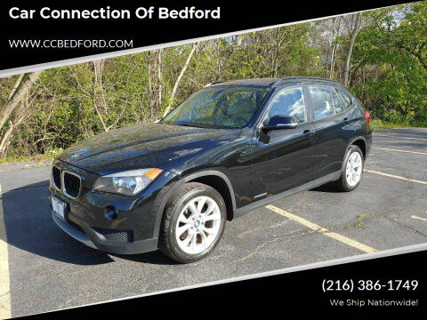 2013 BMW X1 for sale at Car Connection of Bedford in Bedford OH