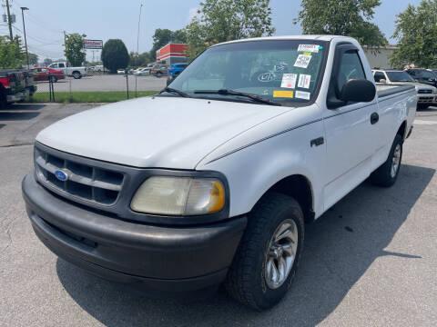 1997 Ford F-150 for sale at Diana Rico LLC in Dalton GA