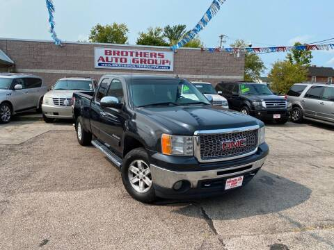 2010 GMC Sierra 1500 for sale at Brothers Auto Group in Youngstown OH