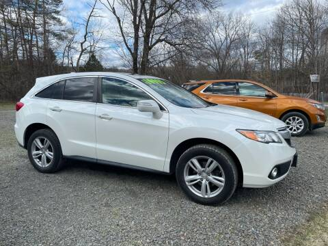 2014 Acura RDX for sale at Brush & Palette Auto in Candor NY