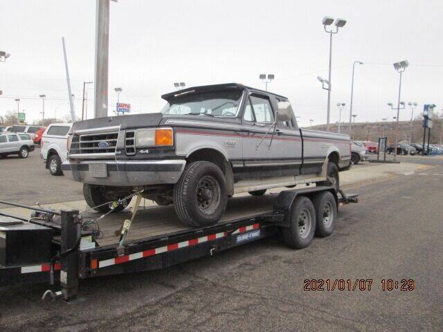 1989 Ford F-250 for sale at Auto Acres in Billings MT