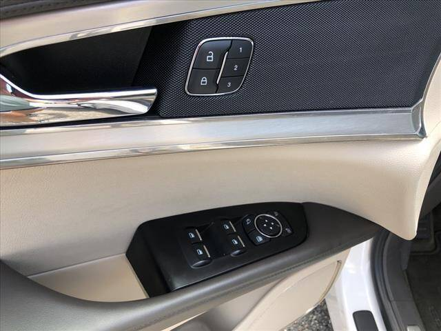 2017 Lincoln MKX for sale at Herman Jenkins Used Cars in Union City TN