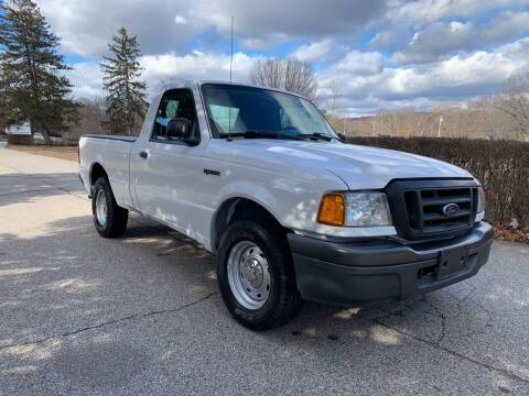 2005 Ford Ranger for sale at 100% Auto Wholesalers in Attleboro MA
