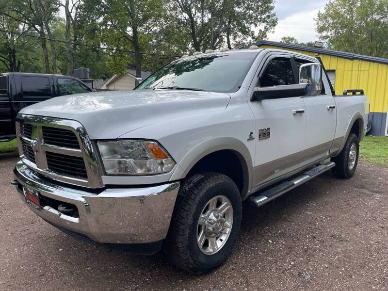 2010 Dodge Ram Pickup 2500 for sale at M & J Motor Sports in New Caney TX