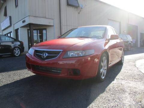2005 Acura TSX for sale at Premium Auto Collection in Chesapeake VA