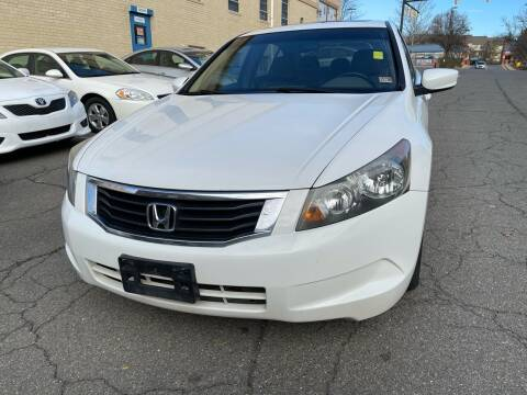 2009 Honda Accord for sale at Alexandria Auto Sales in Alexandria VA