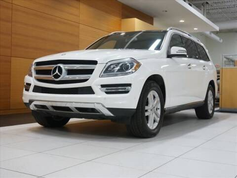 2016 Mercedes-Benz GL-Class for sale at Mercedes-Benz of North Olmsted in North Olmstead OH
