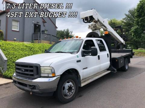 2002 Ford F-550 Super Duty for sale at Divan Auto Group in Feasterville PA