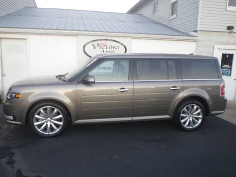 2014 Ford Flex for sale at VICTORY AUTO in Lewistown PA