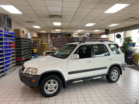2001 Honda CR-V for sale at FIESTA MOTORS in Hagerstown MD