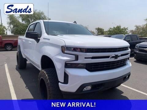 2020 Chevrolet Silverado 1500 for sale at Sands Chevrolet in Surprise AZ