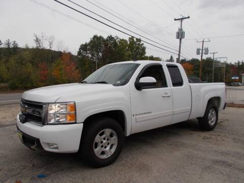 2007 Chevrolet Silverado 1500 for sale at Manchester Motorsports in Goffstown NH