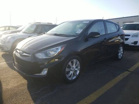 2013 Hyundai Accent for sale at JDL Automotive and Detailing in Plymouth WI