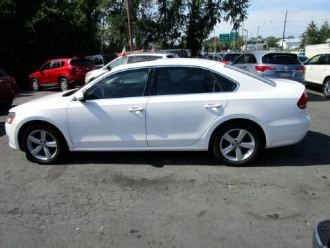 2012 Volkswagen Passat for sale at American Auto Group Now in Maple Shade NJ