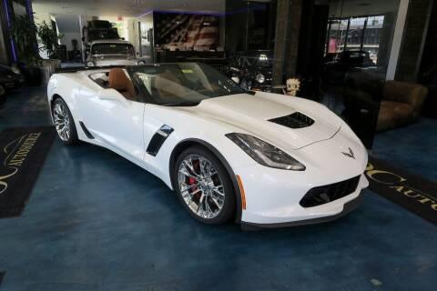 2016 Chevrolet Corvette for sale at OC Autosource in Costa Mesa CA