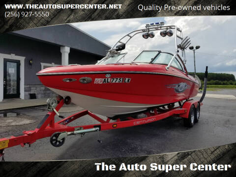 2006 CENTURION LIGHTNING C4 for sale at The Auto Super Center in Centre AL