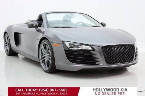 2011 Audi R8 for sale at JumboAutoGroup.com in Hollywood FL