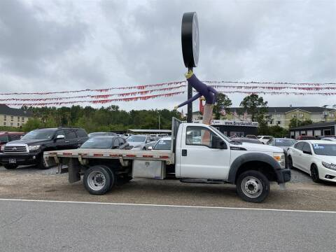 2011 Ford F-550 for sale at Direct Auto in D'Iberville MS