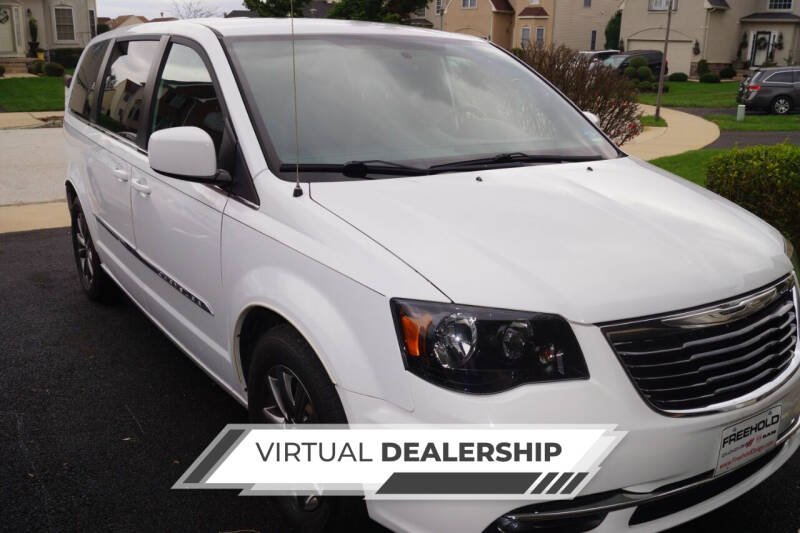 2015 Chrysler Town and Country for sale at Excel Auto Sales and Rental in Cheltenham PA