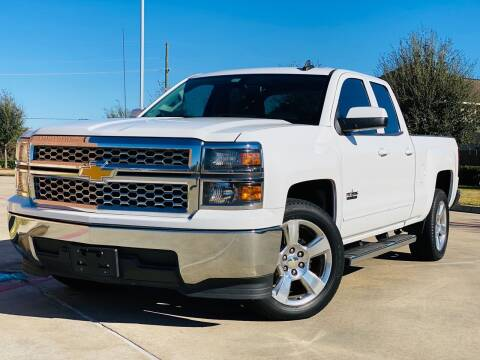 2015 Chevrolet Silverado 1500 for sale at AUTO DIRECT in Houston TX