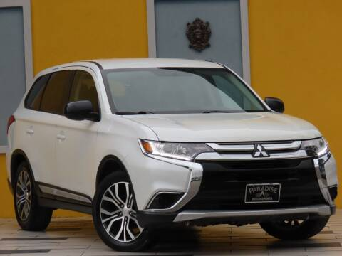 2018 Mitsubishi Outlander for sale at Paradise Motor Sports LLC in Lexington KY