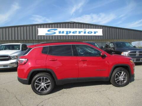 2020 Jeep Compass for sale at SUPERIOR CHRYSLER DODGE JEEP RAM FIAT in Henderson NC