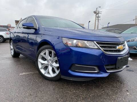 2014 Chevrolet Impala for sale at New Wave Auto Brokers & Sales in Denver CO