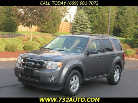 2012 Ford Escape for sale at Absolute Auto Solutions in Hamilton NJ