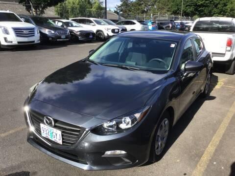 2014 Mazda MAZDA3 for sale at Royal Moore Custom Finance in Hillsboro OR