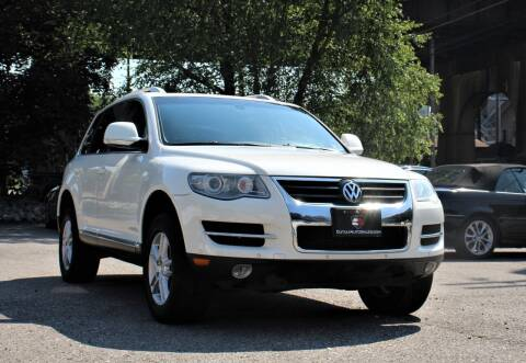 2009 Volkswagen Touareg 2 for sale at Cutuly Auto Sales in Pittsburgh PA
